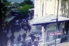 İşte Bursa'da canlı bombanın patladığı an...