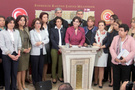 Kılıçdaroğlu'nun sözlerine CHP'li kadınlardan destek
