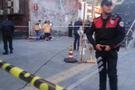 Ankara'da sokak ortasında şok cinayet