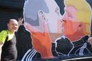 Putin ve Trump dudak dudağa!