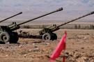 Esad'ın bölgesinden Hatay'a top mermisi