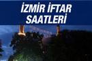 İzmir iftar saati ezan vakti sahur vakitleri kaçta?