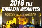 İmsakiye 2016 iftar sahur saatleri ezan vakitleri