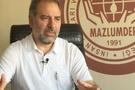 Mazlumder'de PKK isyanı o şube ayaklandı