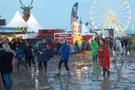 Almanya'da festival sırasında yıldırım düştü: 72 yaralı