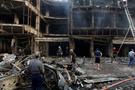 Irak Bağdat'ta intihar saldırısı en az 5 ölü