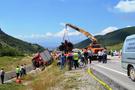 Sinop'ta katliam gibi kaza! Çok sayıda ölü var