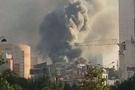 Ataşehir'de korkutan yangın gece kulübüne sıçradı