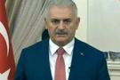 Başbakan Yıldırım Halid Meşal'le görüştü