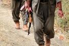 PKK'lı grup yol kesip iş makinesini yaktı!