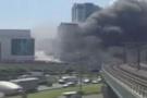 Merter iş merkezi yangını son durum ne?