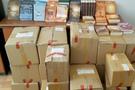 FETÖ'ye ait 400 kitap çöp konteynerinde bulundu