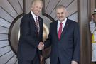 ABD Başkan Yardımcısı Biden'in Ankara turu sürüyor