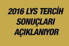 LYS sonuçları açıklanıyor ÖSYM LYS tercih sonucu 2016 sorgulama ekranı