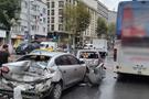 Şişli'de halk otobüsü dehşeti! Yaralılar var!