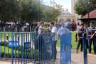 Gaziantep'te alarm! AK Parti binası boşaltıldı yollar kapatıldı