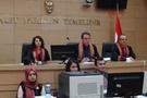 Türk yargı tarihine geçen duruşma!