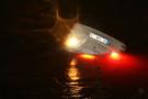 Nehre uçan otomobil bu halde bulundu