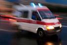 TEM'de feci kaza trafik felç oldu