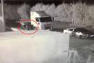 Motorin hırsızları kameraya yakalandı! 2 bin 500 litre...