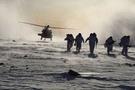 Tendürek Dağı'na operasyon hem havadan hem de karadan