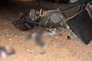 Gaziantep'te düğün yolunda feci kaza