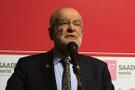 Saadet Partisi liderinden flaş 'hayır' açıklaması