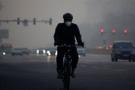32 gün boyunca bisikletle yanlış yöne gitti!