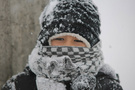 Bursa'da kuvvetli kar yağışı hava durumu kötü