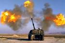 TSK topçuları Suriye'de PYD'yi topa tuttu