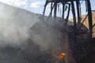 Siirt'te belediye aracının geçişi sırasında patlama!