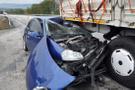 Bursa'da trafik kazası: 1 ölü, 5 yaralı