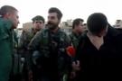 Barzani'nin düştüğü duruma canlı yayında hüngür hüngür ağladı