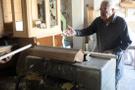81 yaşında 69 yıldır aralıksız marangozluk yapıyor