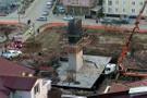 Bursa'da hızlı tren inşaatı çalışmasında göçük!