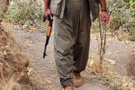 PKK'lı kadın Kayseri'ye tedaviye gelince