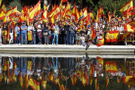 Katalonya'dan Madrid yönetimine rest