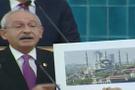 Kılıçdaroğlu kürsüde fotoğraf gösterip Erdoğan'a 'hain' dedi