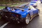 Dünyada eşi benzeri olmayan araç kaza yaptı telef oldu