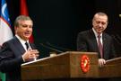Erdoğan'dan Özbekistan müjdesi