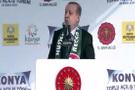 Cumhurbaşkanı Erdoğan: Birileri kudurmuş durumda