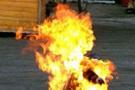Korkunç saldırı! Anaokulunda 6 çocuğu benzin döküp yaktı