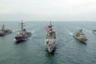 Japon Denizi'nde sıcak saatler! ABD ve Rus savaş uçakları...