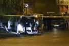 'Dur' ihtarına uymayan sürücü vuruldu