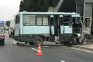 Yalova'da trafik kazası: 1 ölü, 2 yaralı
