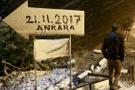 Ankara'ya kar bastırdı hava durumu 23 Kasım'a kadar...