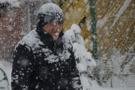 Niğde'de iki beldede okullarda kar tatili