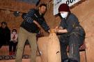 Lösemili çocuklara moral için Kapadokya'ya götürdüler