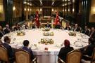 Erdoğan Beştepe Sofrası'nda eğitimcileri ağırladı