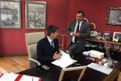 Antalya ile Sevilla arasında iyi niyet işbirliği